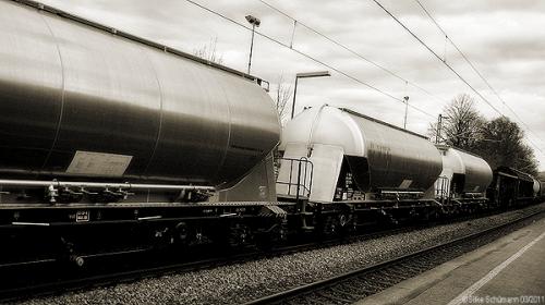Der Güterzug (vintage)