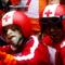 Luzerner Fasnacht 2011: Schweizer Bobfahrer