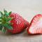 1 1/2 Erdbeeren