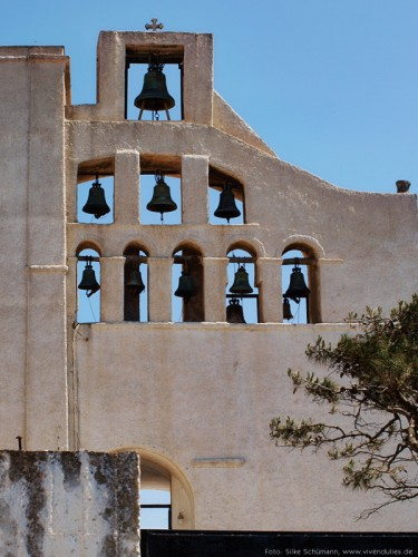 Glocken auf dem Profiti Ilias