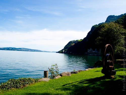 Vierwaldstätter See bei Stanstad