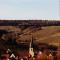 Geradstettener Dorfkirche mit Holga-Objektiv