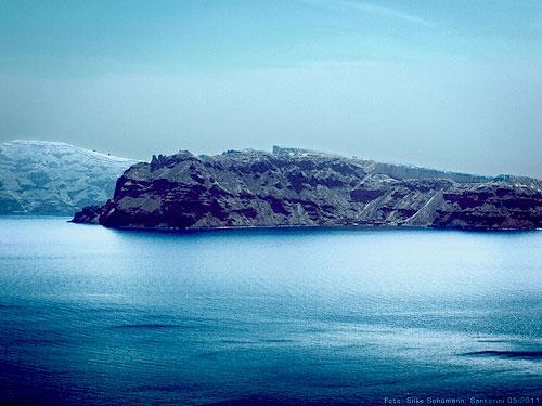 Santorini Küste (velvia)