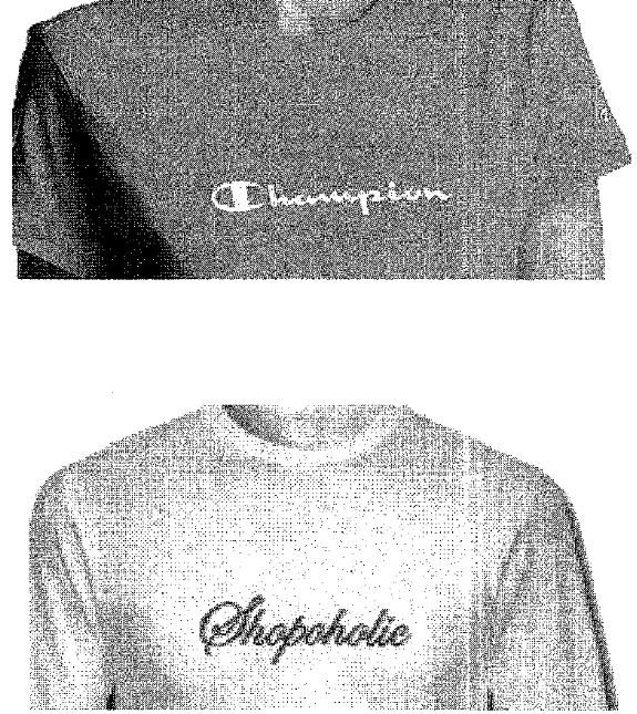 Vergleich Champion und Shopoholic